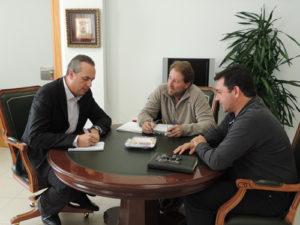 Encuentro con el Alcalde de San Roque
