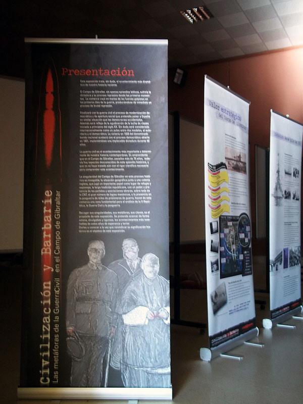 Exposición en Estella del Marqués