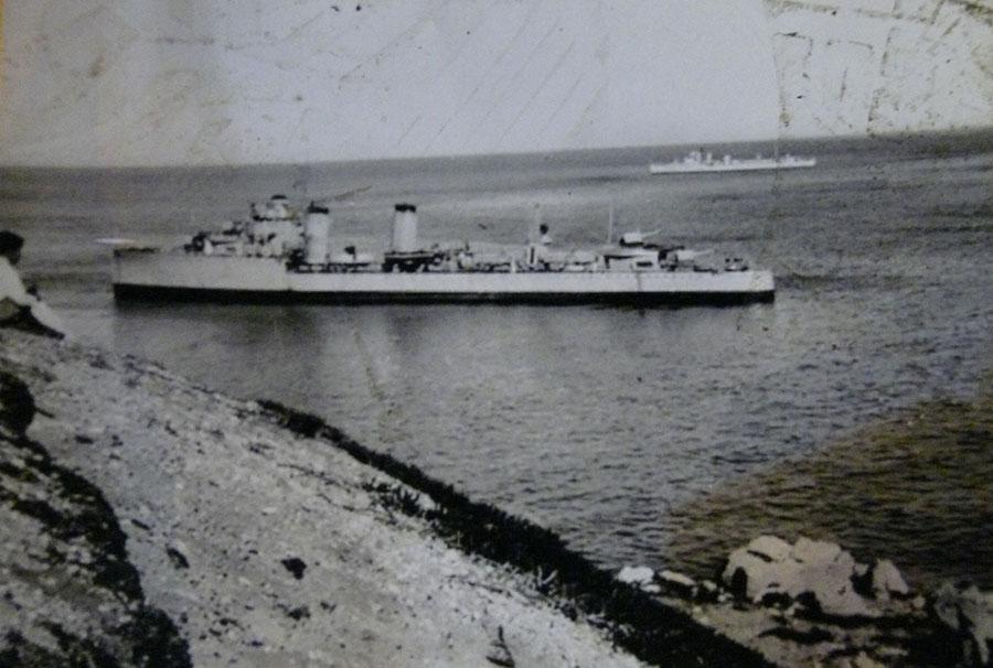 José L. Diez en Gibraltar