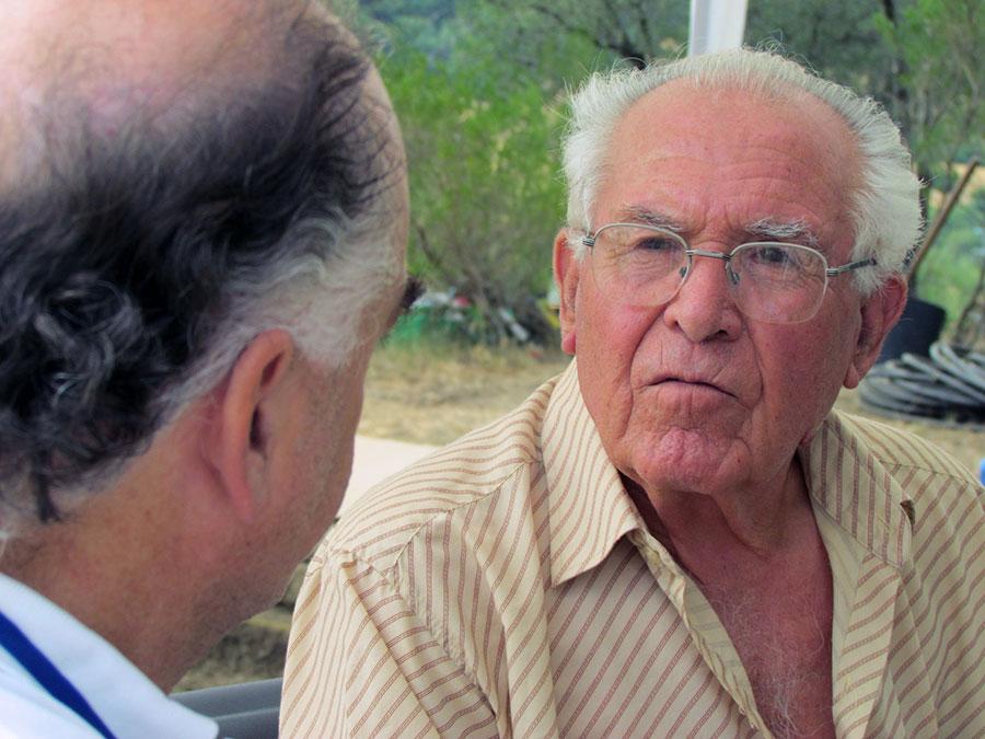Juan González entrevistado por Fernando Sígler