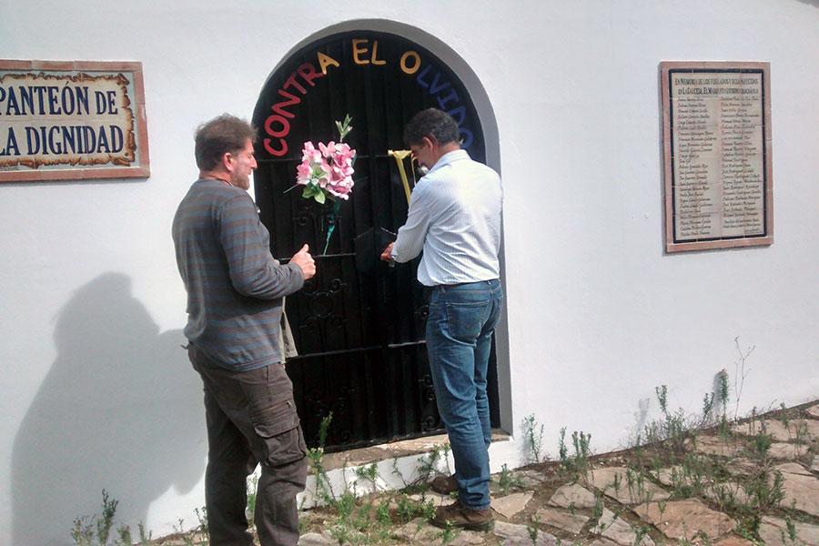 José Damián García y Andrés Rebolledo