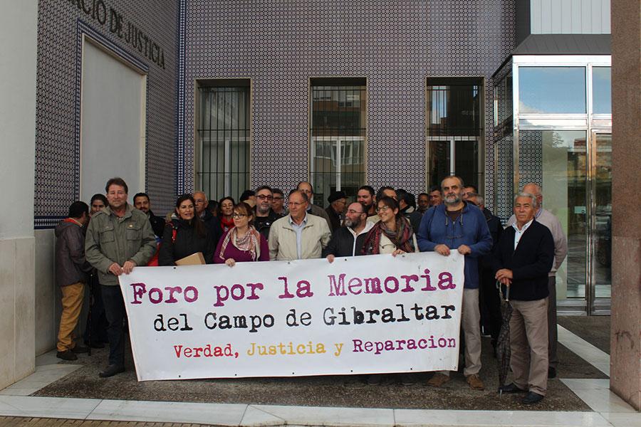 En los juzgados de Algeciras